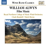 ALWYN, W.: Film Music (arr. for wind band) (Royal Northern College of Music Wind Orchestra, Rundell, Heron)