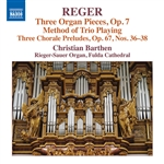 Reger: Organ Works, Vol. 16