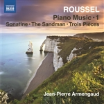 ROUSSEL, A.: Piano Works, Vol. 1 (Armengaud)