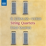 Strauss, Puccini & Verdi: Works for String Quartet