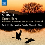 Schmitt: Works for Violin & Piano