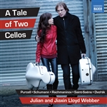 Cello Duet Arrangements (A Tale of Two Cellos) (Julian and Jiaxin Lloyd Webber, Lenehan)