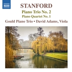 Stanford: Piano Trio No. 2 & Piano Quartet No. 1