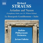 R. Strauss: Le bourgeois gentilhomme Suite & Ariadne auf Naxos, Symphony-suite