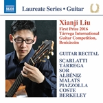 Scarlatti, Tárrega, Sor, Malats, Albéniz, Piazzolla, Coste & Berkeley: Works for Guitar