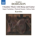 Dodgson: Chamber Music with Harp & Guitar