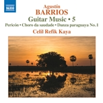 Barrios Mangoré: Guitar Music, Vol. 5