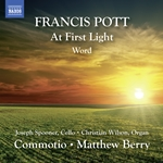Francis Pott: At First Light & Word