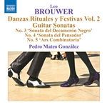 Brouwer: Guitar Music, Vol. 5