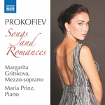 Prokofiev: Songs & Romances
