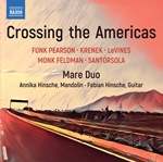 Crossing the Americas