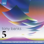 Tony Banks: Five (Arr. N. Ingman)