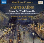 Saint-Saëns: Music for Wind Ensemble