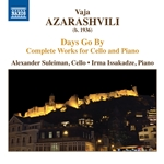 Vaja Azarashvili: Days Go By