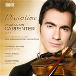 BRAHMS, J.: Clarinet Quintet (version for viola and string quartet) / BRIDGE, F.: Lament / MANN, R.: Dreamtime (D.A. Carpenter)