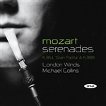 Mozart: Serenades K361 and K388