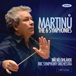 Martinu: The Six Symphonies