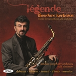 Debussy/Schmitt/Tomasi/d'Indy/Maurice: Works for Saxophone and Orchestra