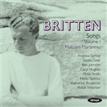 Britten: Songs, Volume I