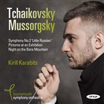 Tchaikovsky: Symphony No. 2/Mussorgsky: Pictures at an Exhibition