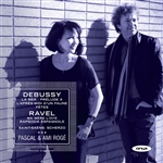 Debussy/Ravel/Saint-Seans - French Music for Two Pianos