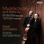 Myaskovsky - Cello Sonatas 1 & 2