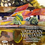Vaughan Williams: Symphonies 5 & 6