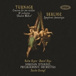 Turnage: Concerto for Two Violins & Berlioz: Symphonie Fantastique