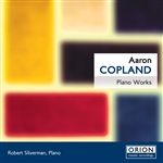 Copland works for solo piano