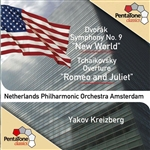 DVORAK: New World Symphony / TCHAIKOVSKY: Romeo and Juliet