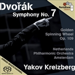 DVORAK, A.: Symphony No. 7 / The Golden Spinning Wheel (Netherlands Philharmonic, Kreizberg)