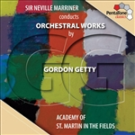 GETTY, G.: Orchestral Music (Academy of St. Martin in the Fields, Marriner)