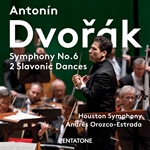 Dvorák: Symphony No. 6 in D Major, Op. 60 & 2 Slavonic Dances