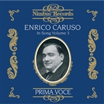 Caruso in Song, Volume 3