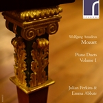 W.A. Mozart: Piano Duets, Volume 1