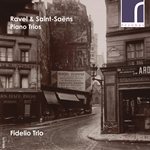Ravel & Saint-Saëns: Piano Trios