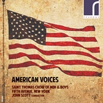 American Voices: American Choral Works