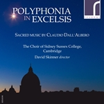 Polyphonia in Excelsis: Sacred Music by Claudio Dall'Albero