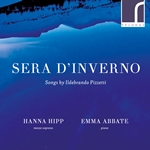 Sera di'inverno: Songs by Ildebrando Pizzetti