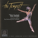CHIHARA, P.: Tempest (The) [Ballet] (LeRoux)