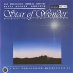 Choral Concert: San Francisco Choral Artists - GRUBER, F.X. / RUTTER, J. / HOPKINS, JR. J.H. / BURT. A. / SCHUTZ, H. (Star of Wonder)