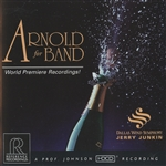 DALLAS WIND SYMPHONY: Arnold for Band