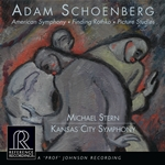 Adam Schoenberg: American Symphony, Finding Rothko & Picture Studies