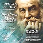 Mason Bates: Children of Adam - Vaughan Williams: Dona nobis pacem (Live)