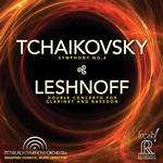Tchaikovsky: Symphony No. 4 - Johnathan Leshnoff: Double Concerto for Clarinet & Bassoon (Live)
