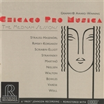 Chamber Music - WALTON, W. / STRAUSS, R. / SCRIABIN, A. / NIELSEN, C. / STRAVINSKY, I. (Medinah Sessions) (Chicago Pro Musica)