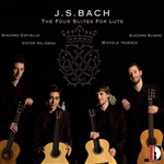 Bach: The 4 Suites for Lute