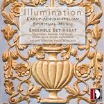 Illumination: Early Jewish Italian Spiritual Music