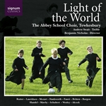 Light of the World - The Abbey School Choir, Tewkesbury