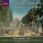 Songs From The Pleasure Garden - A Georgian Entertainment